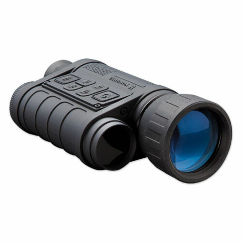 Bushnell Equinox Z Digital Night Vision Monocular, 6x 50mm, Black - 260150