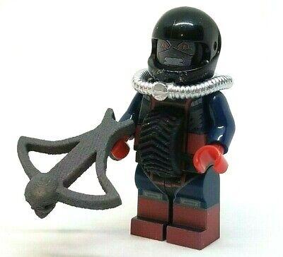 Masters Of The Universe Block Minifigure **NEW** Custom Printed TUNG LASHOR