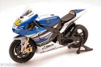 Newray Valentino Rossi Monster Energy Yamaha 2013 Motogp Diecast/ Plastic 1:12
