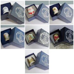 Sutherland-Thimble-Collectors-Club-TCC-Vintage-Porcelain-Bone-China-Christmas