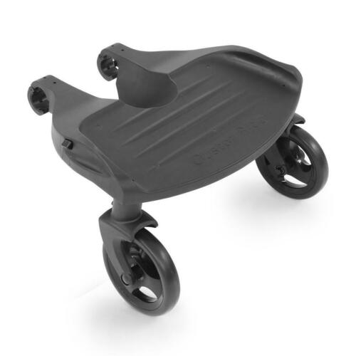 Black BabyStyle Oyster3 Ride On Board Wheeled Platform For Small Child