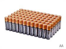 (60 Pack) Duracell Duralock AA 1.5v Alkaline Batteries (Exp 2027)