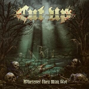 Cut Up-wherever they may ROSSO (180g black vinyl) VINILE LP NUOVO