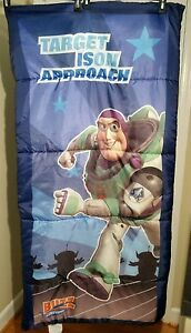 7ef148158b Toy Story Buzz Lightyear Sleeping Bag Youth Target Is On Approach ...