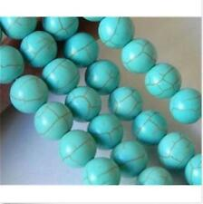 "5x8mm Turkey Turquoise Rondelle Loose Beads Gemstone 15/"" Strand LS001"