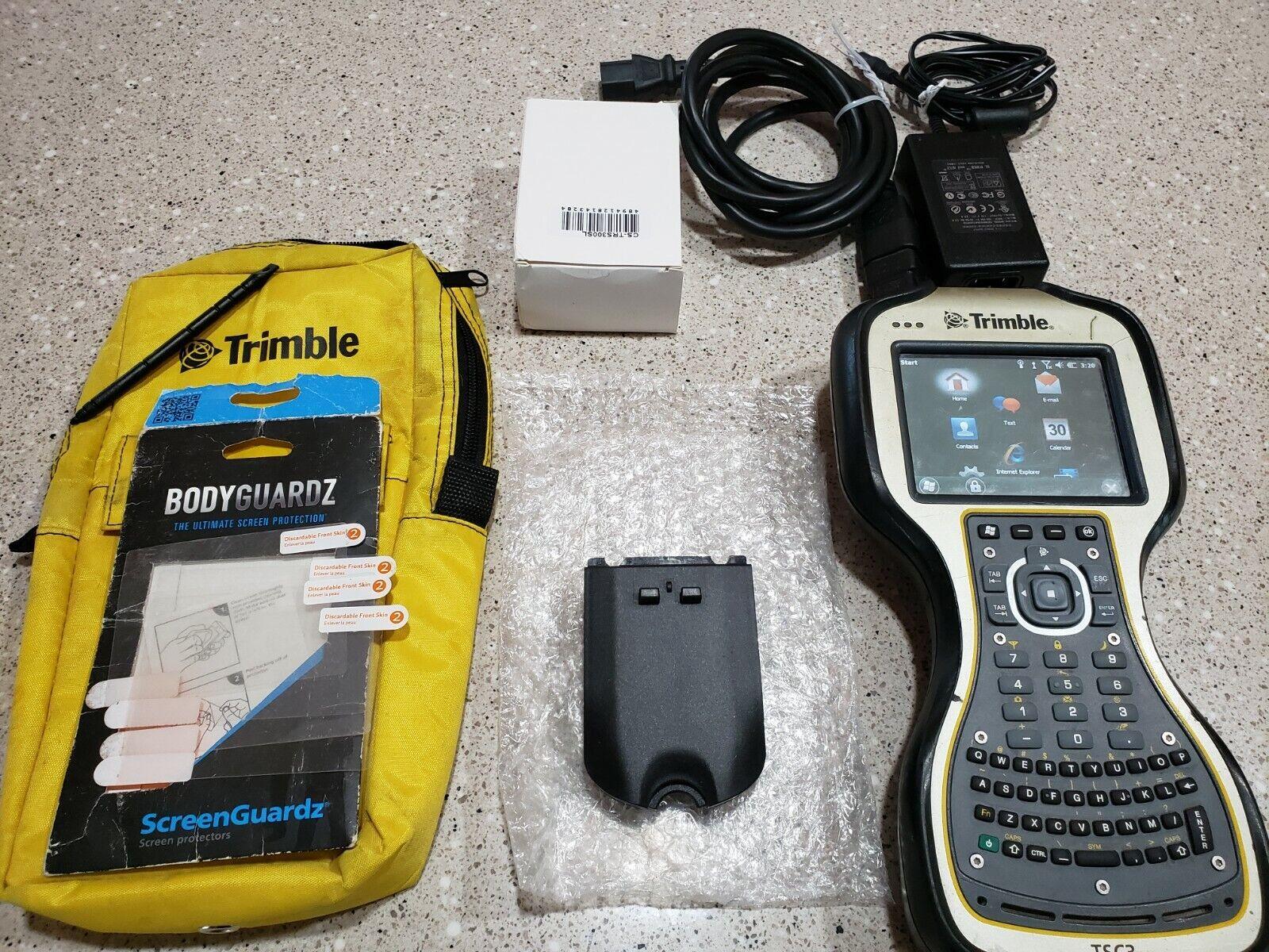 Trimble TSC3 Data Collector - No Survey Software