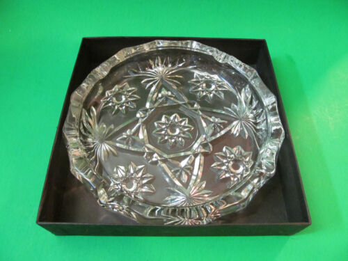 Anchor Hocking 7181 12S3 Glass Ash Tray