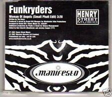 (E390) Funkryders, Woman of Angels - DJ CD