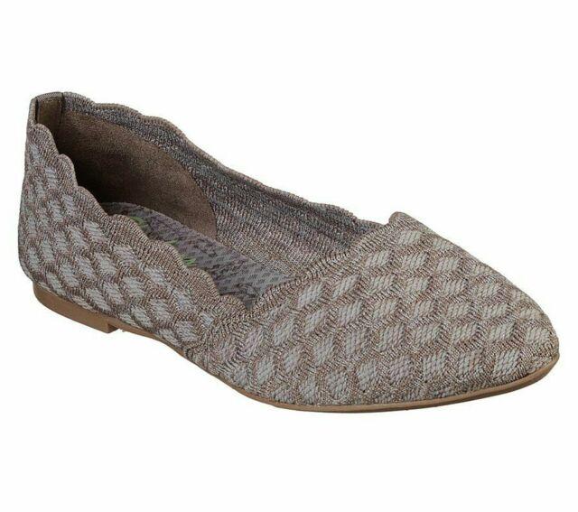 Skechers Women's Cleo-scalloped Knit