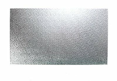"""2 x 16/"""" x 14/"""" Inch 3mm Thick Oblong Rectangular Cake Board"""