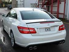 Mercedes W207 A207 E Coupe Cabriolet Boot Trunk Lid Spoiler AMG CARLSSON BRABUS