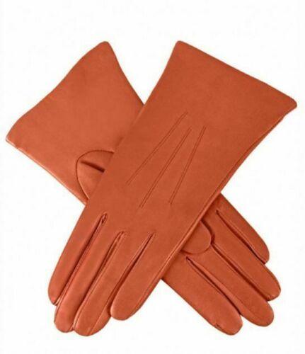 DENTS Jenifer Women/'s Classic Hairsheep Leather Gloves 7-1132 Soft Winter Warm
