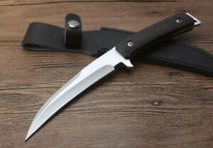 New-color-wood-Handle-5Cr13Mov-Blade-hunting-outdoor-pocket-knife-A42