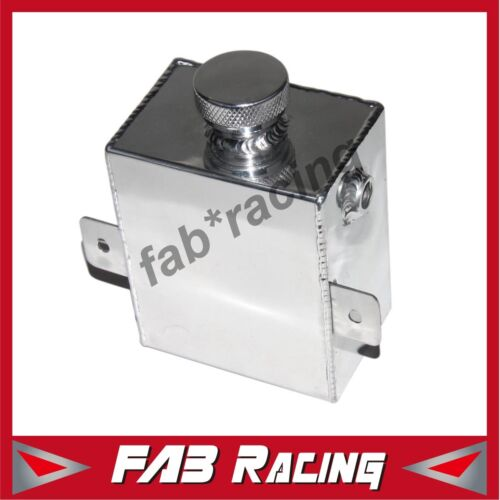 Universal ALUMINUM COOLANT OVERFLOW EXPANSION TANK FOR FORD SWIRL POT 1.2L