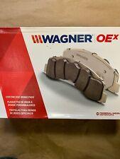 Disc Brake Pad Set-OEX Disc Brake Pad Rear Wagner OEX1281