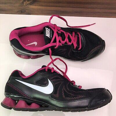 Nike Reax Run 7 Tennis Shoes Women Running Sneakers 525755 002 Size 10 | eBay