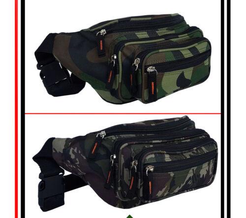 Gürteltasche Bauchtasche Sport Reise Outdoor Nato Army Camouflage Muster *6011*