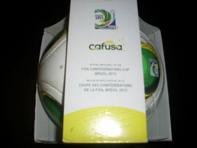 ADIDAS CAFUSA MATCH BALL CAFUSA ADIDAS CONFEDERATIONS CUP BRAZIL 2013 c1a7b6