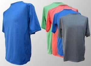 Men-039-s-active-t-shirt-humidite-wick-confort-coutures-gym-sport-s-m-l-xl-xxl-bnwt