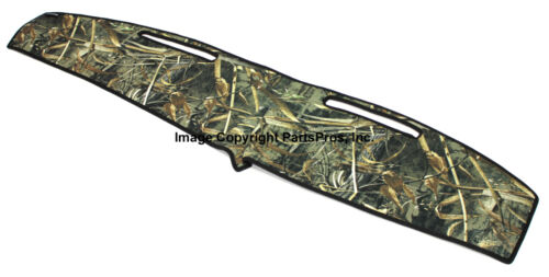 FOR 1981-93 DODGE RAM TRUCK NEW Realtree Max-5 Camo Camouflage Dash Mat Cover