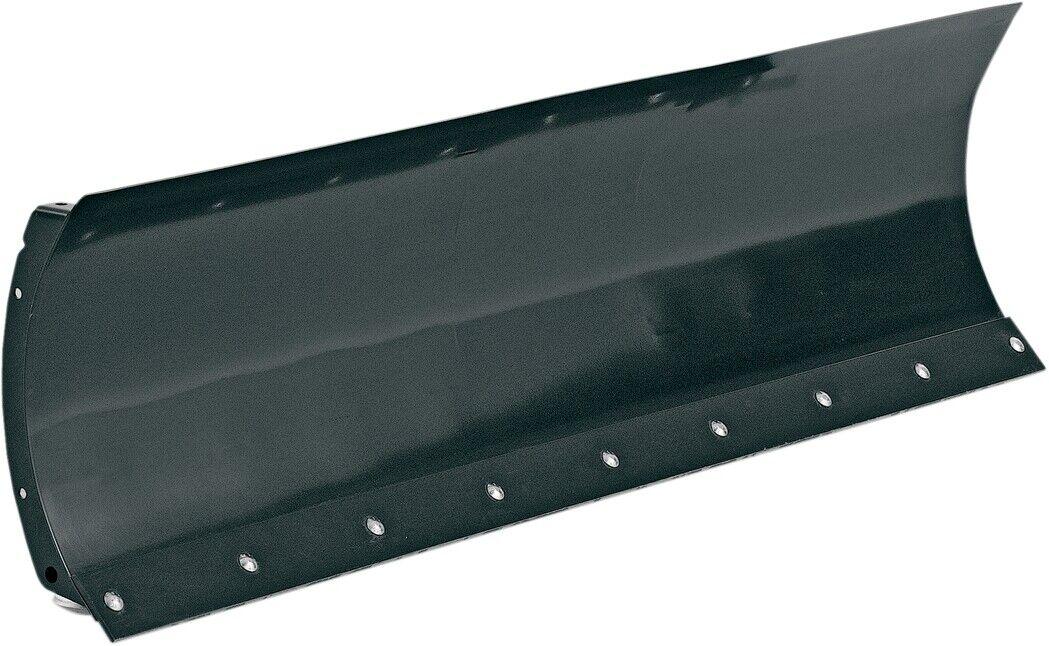 Black ProVantage Straight Plow Blade Warn 78954 54 in