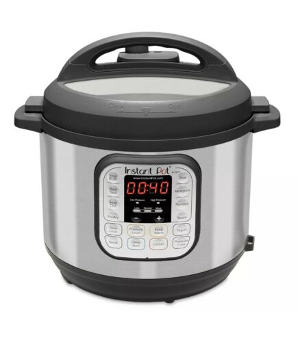 Instant Pot DUO60 6 Qt 7-in-1 Multi-Use Programmable Top Quality Instant Pot ®