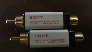 Step-up-transformer-Sony-ha-T10-per-Denon-Ortofon-Sony-Audio-Technica-Glanz