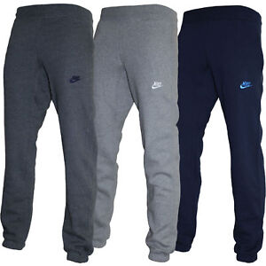c3d580af1f55 Image is loading New-Mens-Nike-Fleece-Joggers-Tracksuit-Bottoms-Track-