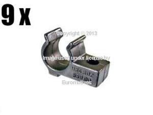 Spark Plug Wire Clips | Porsche 964 Spark Plug Wire Clip X9 At Lower Valve Cover Clamp