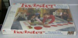 Vintage-1986-Milton-Bradley-Twister-Juego-de-Mesa-Nuevo-y-Sellado