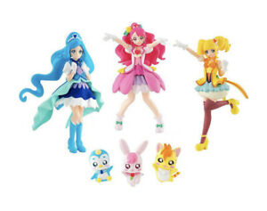 2020-Healin-039-Good-Precure-Cutie-Figure-Special-Set-Doll-Kawaii-w-Tracking