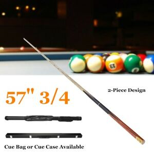 57-039-039-3-4-2-Piece-Wood-Jointed-Pool-Cue-Stick-Snooker-Billiard-Game-Sport-Bar
