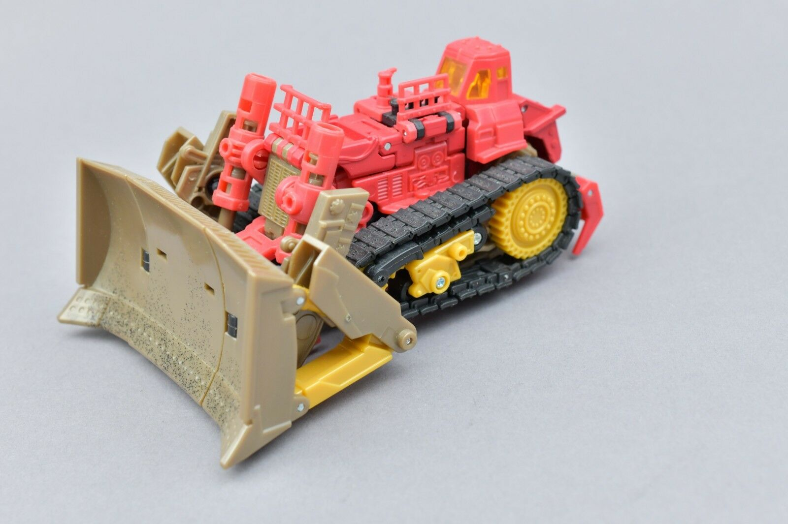 Transformers la venganza de los caídos Desierto Combate Rampage la venganza de los caídos RD-21 rosso Takara