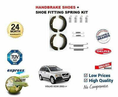Handbrake // Hand Brake Shoe Expander Adjuster Fitting Kit Volvo XC90 2002-14