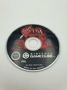 The Legend Of Zelda: Ocarina Of Time - PAL - DISC ONLY - GameCube