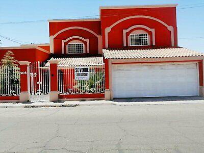 OPORTUNIDAD CASA EN VENTA COL PROHOGAR MUY AMPLIA MEXICALI