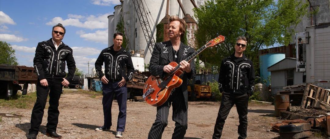 Magic City Blues Friday Only with Brian Setzer, Victor Wainright, Anderson East and more