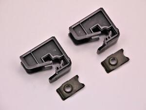 2-STUCK-VW-POLO-6R-SCHEINWERFER-HALTER-HALTERUNG-LAGERCLIP-6R0941511-HALOGEN