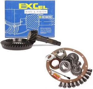 """GM 8.875/"""" CHEVY 12 BOLT CAR REAREND ELITE GEAR SET 4.88 RING AND PINION"""