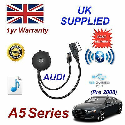 For Audi A5 Bluetooth Usb Music Streaming Module Mp3 Iphone Htc Nokia Lg Sony 08 Einfach Und Leicht Zu Handhaben