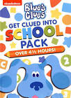 Blues Clues: Get Clued Into School Pack (DVD, 2015, 3-Disc Set)
