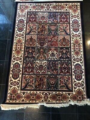 Oriental Style Floor Rug Carpet