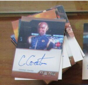 Star-Trek-Discovery-Season-1-29-Card-Limited-Autograph-Set-Lot-Season-One