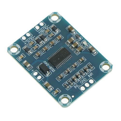 TPA3110 2 × 20W Digital Audio Stereo Verstärkermodul Platine DC12-24V daM YLW