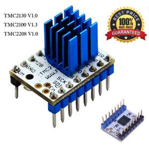 Details about TMC2100 TMC2130 Stepstick Stepper Motor Driver Module+Heat  Sink for 3D Printer