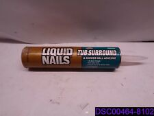Liquid Nails 10 Oz Tub Surround and Shower Wall Adhesive Specially ...