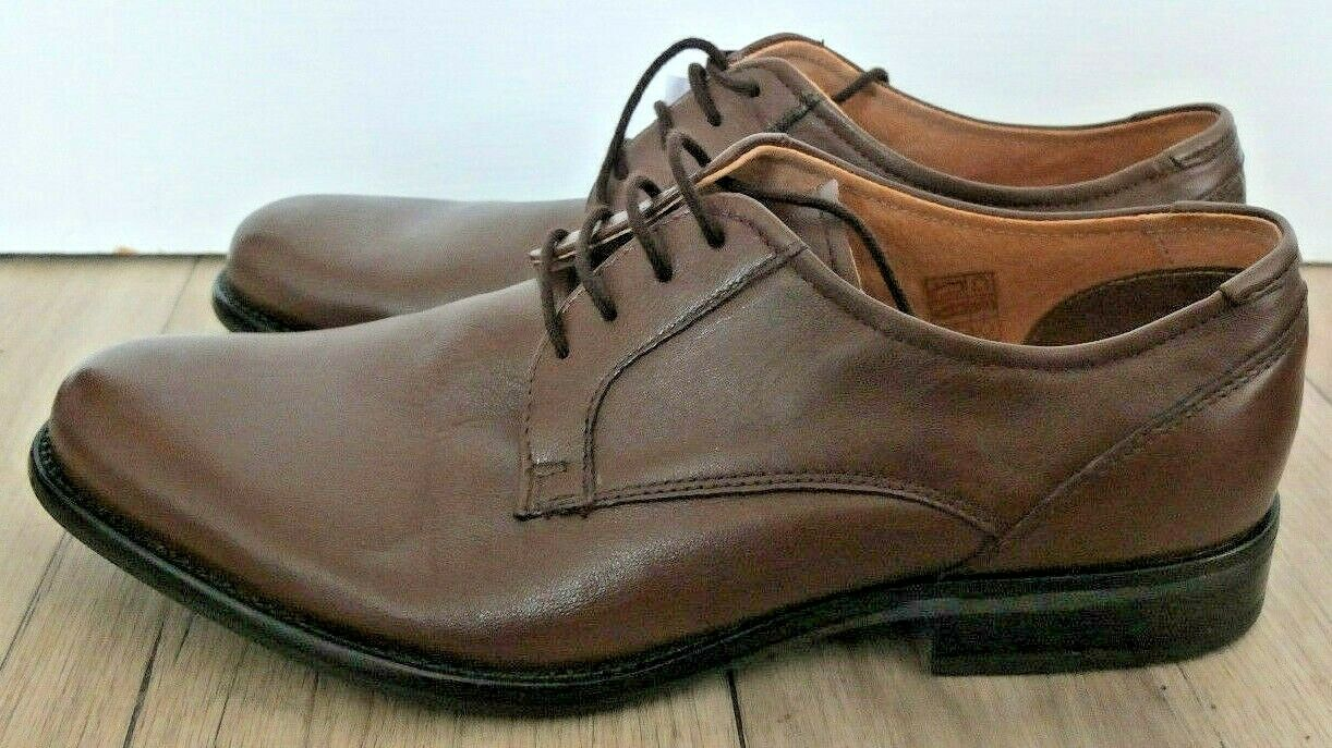 S&G Boots And Shoes Elegant Leather Shoes Size 43 New Braun) Business