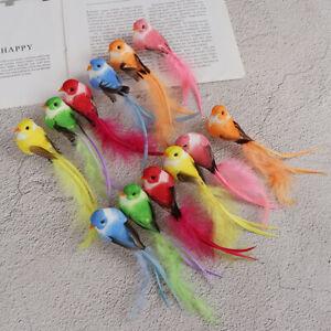 1Pc-Fake-craft-birds-artificial-foam-feathers-birds-home-party-wedding-decorJS-w