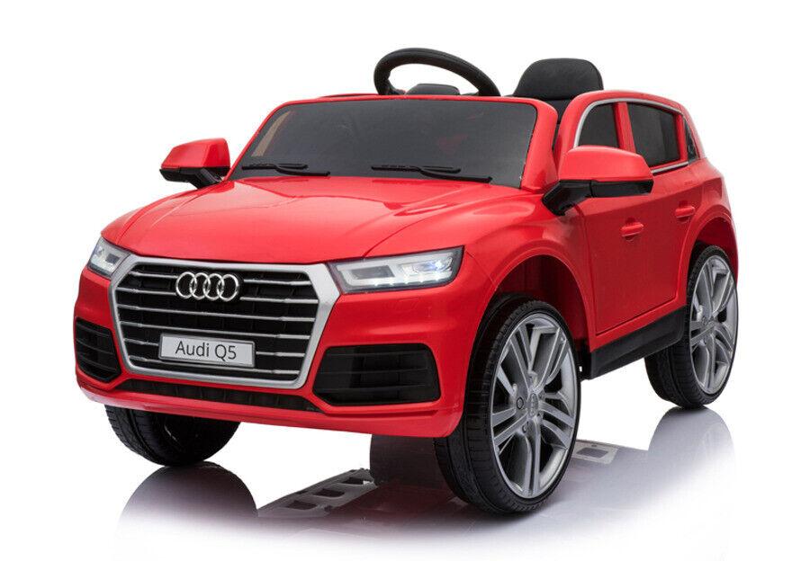 Kinderfahrzeug - Elektro Auto  Audi Q5 S-Line  das aktuellste Modelll lizenziert