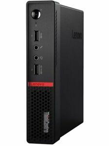 LENOVO-ThinkCentre-M715q-Tiny-ryzen-5-8GB-128GB-SSD-WIN-10-PRO-VELOCE-PC-DESKTOP